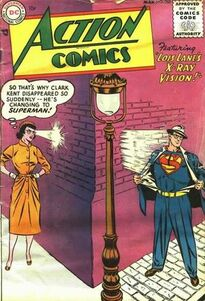 Action Comics Issue 202