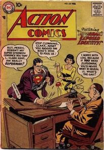 Action Comics Issue 237