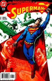The Adventures of Superman 618