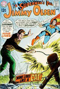 Supermans Pal Jimmy Olsen 119