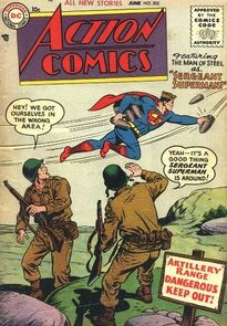 Action Comics Issue 205