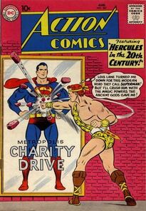 Action Comics Issue 267