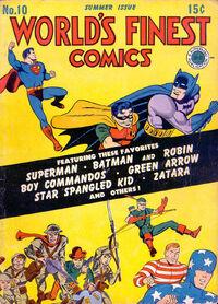 World's Finest Comics 010