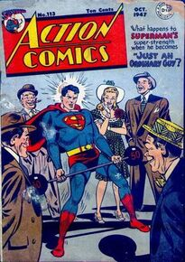 Action Comics Issue 113