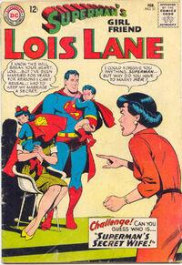 Supermans Girlfriend Lois Lane 055