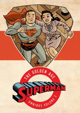 File:Goldenage of superman vol2.jpg