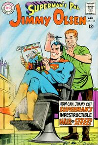 Supermans Pal Jimmy Olsen 110