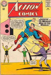 Action Comics Issue 321