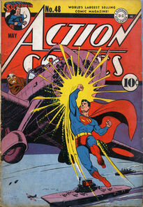 Action Comics Issue 48
