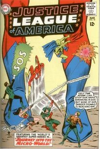 Justice League of America Vol 1 18