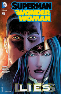 Superman-Wonder Woman 21