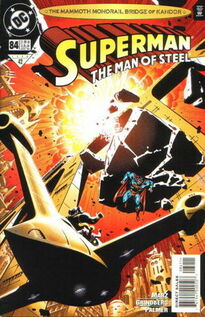 Superman Man of Steel 84
