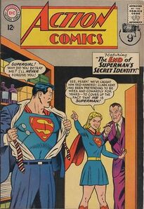 Action Comics Issue 313