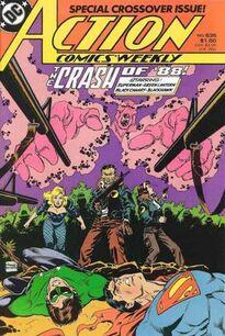 Action Comics Weekly 635