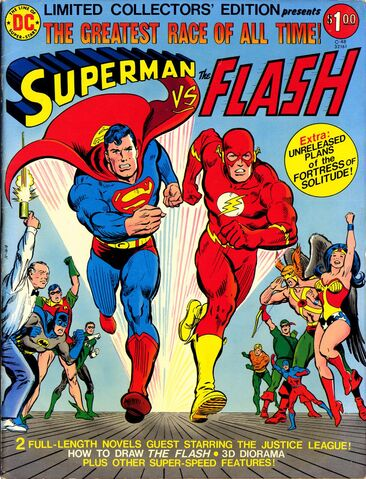 File:Superman vs Flash Special.jpg