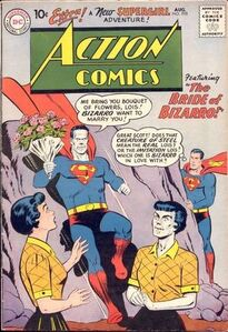 Action Comics Issue 255
