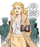 Maggie Sawyer DC Bombshells 01