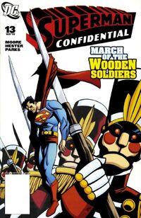 Superman Confidential 13