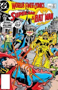 World's Finest Comics 308