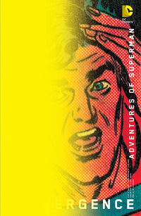 Convergence Adventures of Superman Vol 1 2 Variant