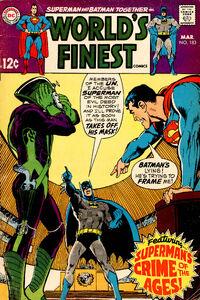 World's Finest Comics 183