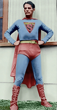 Worlds Fair Superman