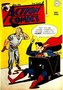 Action Comics Issue 103