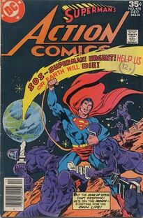 Action Comics Issue 478