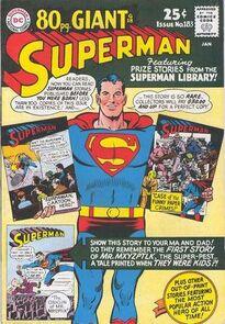 Superman Vol 1 183