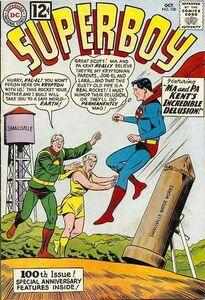 Superboy 1949 100