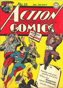Action Comics Issue 69
