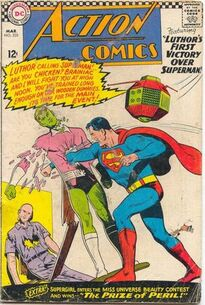 Action Comics Issue 335