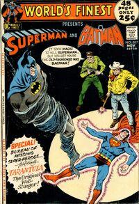 World's Finest Comics 207