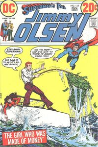 Supermans Pal Jimmy Olsen 154