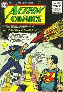 Action Comics Issue 215