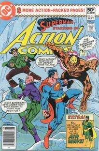 Action Comics Issue 511
