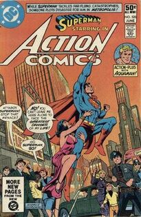 Action Comics Issue 520