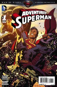 File:Adventures of Superman Vol 2 1.jpg