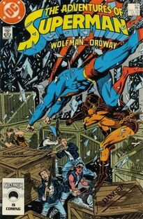 The Adventures of Superman 434