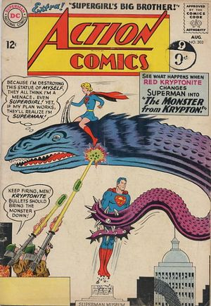 File:Action Comics Issue 303.jpg