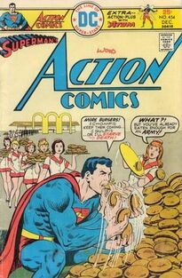 Action Comics Issue 454