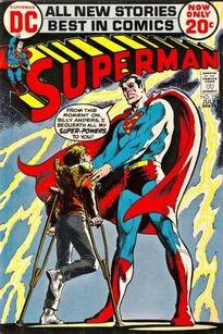 Superman Vol 1 254
