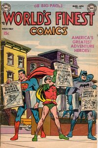 World's Finest Comics 063