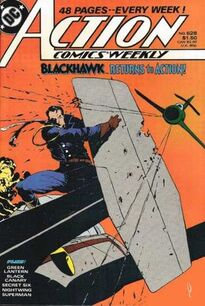 Action Comics Weekly 628