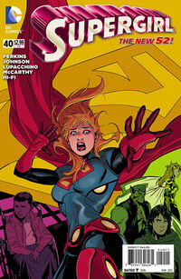 Supergirl 2011 40