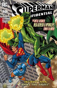 Superman Confidential 10