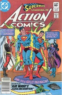Action Comics Issue 534