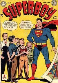 Superboy 1949 01