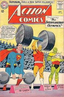 Action Comics Issue 304