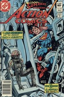 Action Comics Issue 545